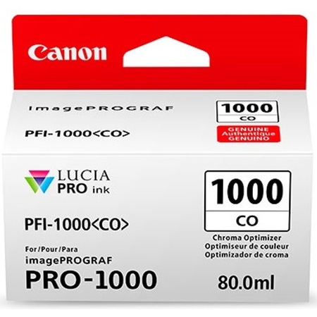 Canon PFI-1000 CO Chroma Optimiser Mürekkep Kartuþ