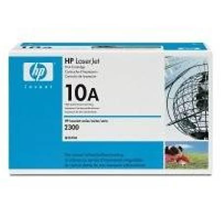 HP Q2610A Black Toner Kartuþ (10A)