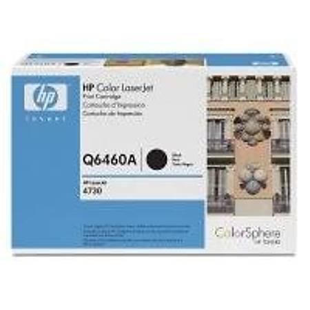 HP Q6460A Black Toner Kartuþ (644A)
