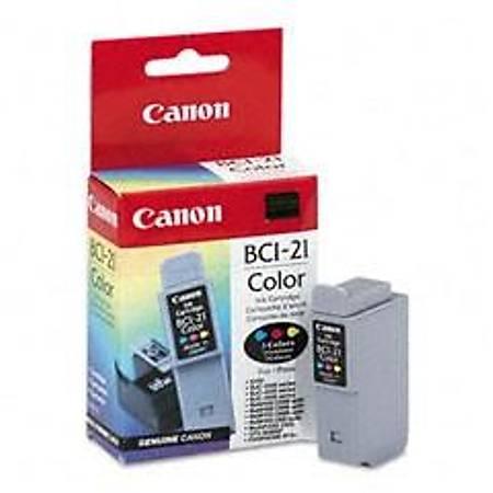Canon BCI-21 C Mürekkep Kartuþ