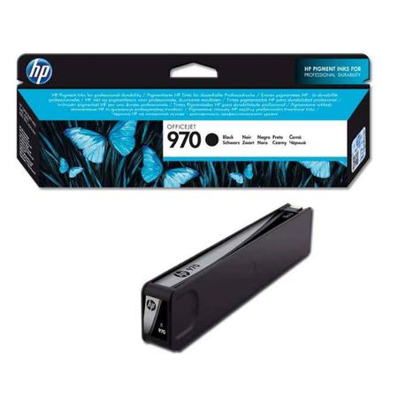 HP 970 Siyah Kartuþ - HP 970 CN621A Orjinal Kartuþ