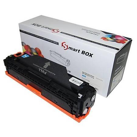 HP 125A CB541A MUADIL TONER, HP CP1215, CP1515N, CM1312, CM1312Nfi Muadil Mavi Toner
