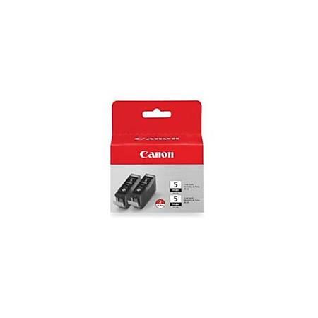 Canon PGI-5 BK TWIN Mürekkep Kartuþ 0628B030
