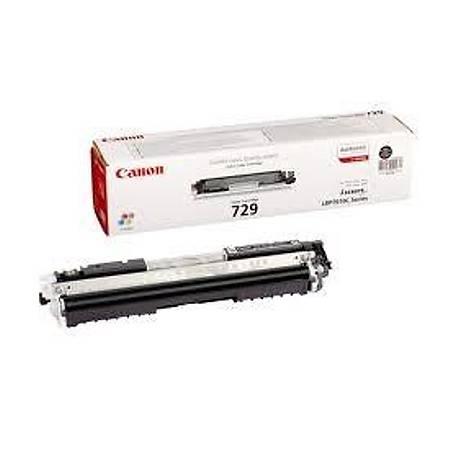 Canon CRG-729 Bk Laser Toner