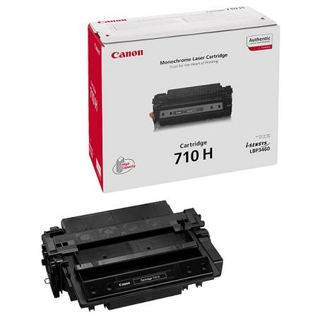 Canon 710H Toner - Canon i-SENSYS LBP3460 Orjinal Toner Yuk.Kapasite