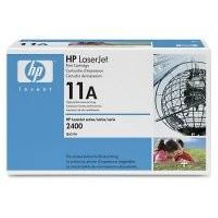 HP Q6511A Black Toner Kartuþ (11A)