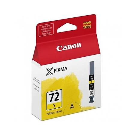 Canon PGI-72 Y Mürekkep K. 6406B001