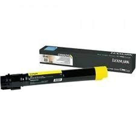 Lexmark C950X2YG Yellow  Toner (22K)
