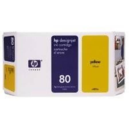 HP C4873A Yellow Mürekkep Kartuþ (80)