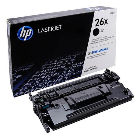 HP 26X CF226X TONER - Laserjet Pro M402 - M426 Orjinal Toner Yuksek Kapasite