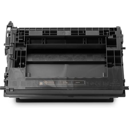 HP CF237X 37X Yüksek Kapasiteli Siyah Orijinal LaserJet Toner