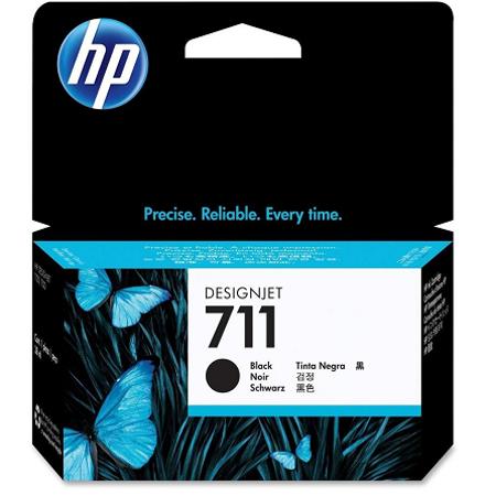 HP CZ129A 711 SiYAH KARTUÞ HP Designjet T120 - T520 Orjinal Siyah Kartuþ