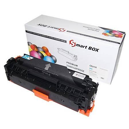 HP 305A CE411A MUADIL TONER, Hp M351A, M375NW, M451DN, M451DW, M451NW, M475DN, M475DW Mavi Muadil Toner