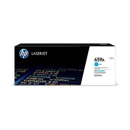 HP W2011A 659A ORJÝNAL CYAN TONER