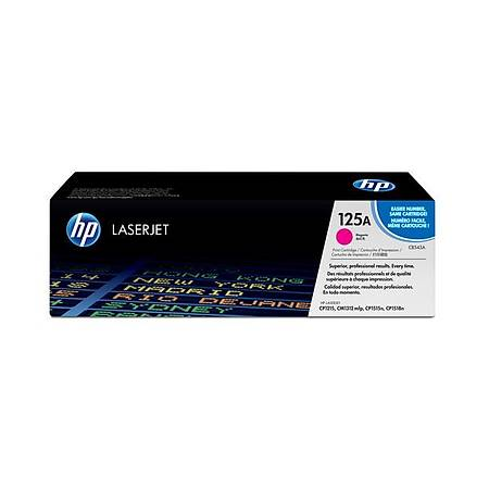 HP CB543A Magenta Toner Kartuþ