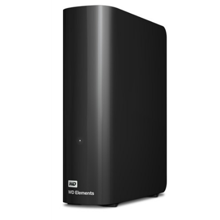 WD WDBWLG0030HBK-EESN Elements 3.5'' 3TB Black USB 3.0 Disk