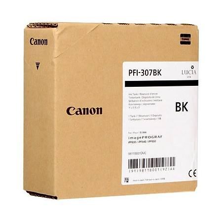 Canon PFI-307BK Black Kartuþ (330 ml) 9811B001