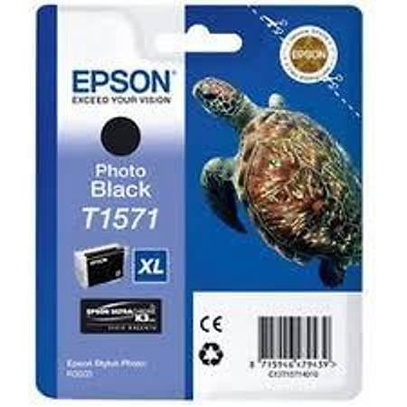 Epson 157140 Ink Cartridge Photo-Black