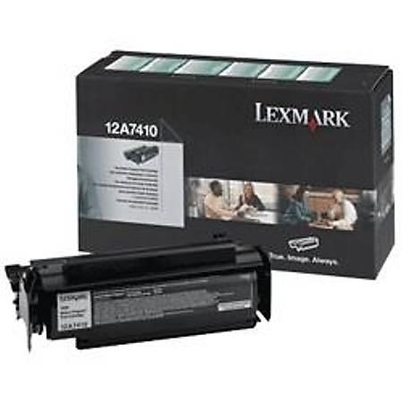 Lexmark 12A7410 Toner