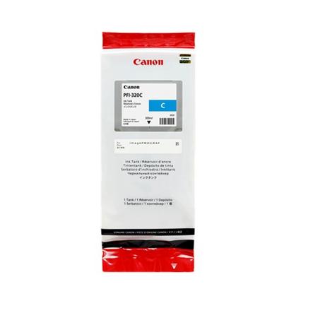 CANON PFI-320C MAVÝ KARTUÞ , Canon TM200 , TM205, TM300, TM305 Orjinal Mavi Kartuþ