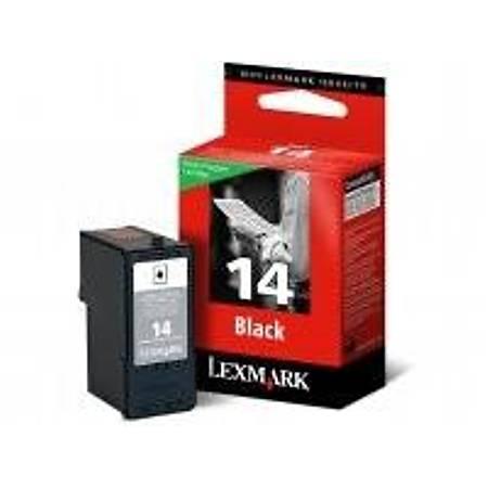 Lexmark 18C2090E Black Mürekkep Kartuþ (14)