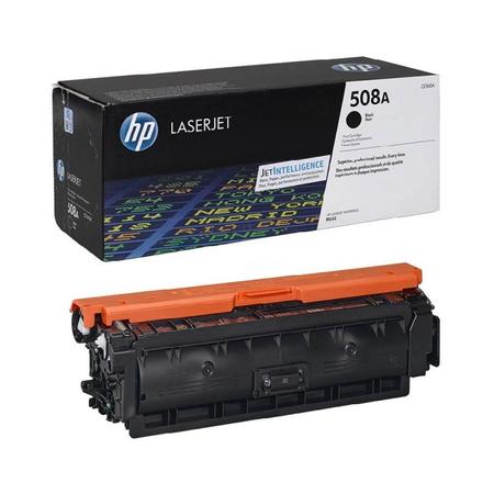 HP 508A CF360A TONER - Hp LaserJet Enterprise M552 - M553 - M577 Orjinal Siyah Toner