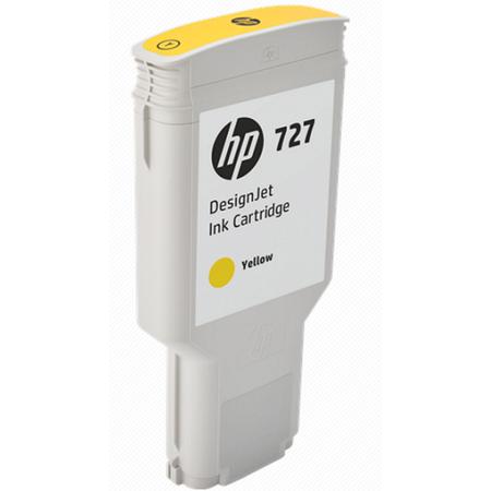 HP F9J78A 727 300ML Orjinal Sarý Kartuþ