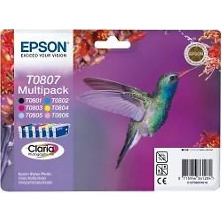 Epson T080740 Mürekkep Kartuþ