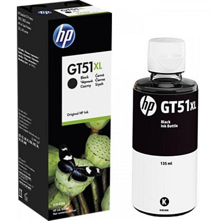 HP GT51XL X4E40AE ORJINAL SIYAH MUREKKEP YUKSEK KAPASÝTE