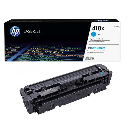 HP CF411X 410X TONER - HP Color LaserJet Pro M377 - M452 - M477 ORJÝNAL MAVÝ TONER