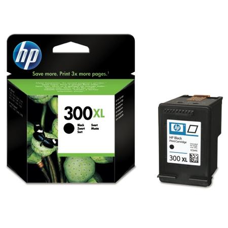 HP 300XL SIYAH KARTUÞ - HP 300XL CC641E Orjinal Siyah Kartuþ