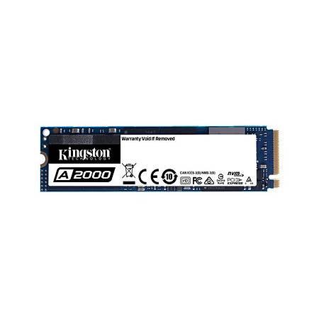 Kingston 500G SSD M.2 2280 NVMe A2000