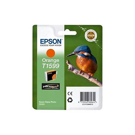 Epson T1599 Orange Mürekkep Kartuþ