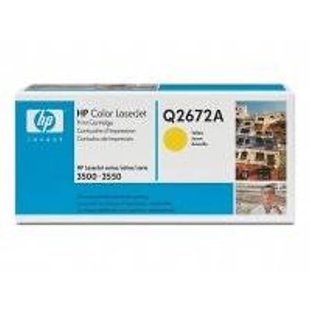 HP Q2672A Yellow Toner Kartuþ (309A)