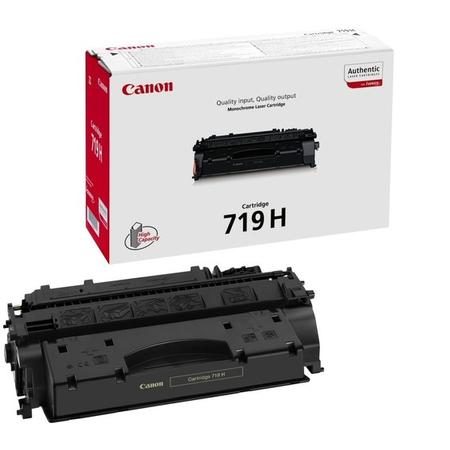 Canon CRG-719H - MF5940 - MF5980 - MF6140 - MF411 - MF416 -  MF418 -  MF419 - MF6180 - LBP251 -  LBP252 -  LBP253 Orjinal Toner