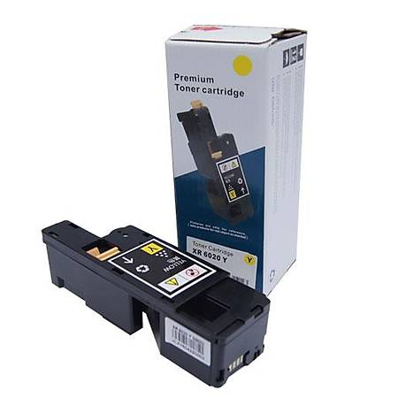 XEROX 106R02762 Phaser 6020 - 6022, WorkCentre 6025 - 6027 Sarý Muadil Toner