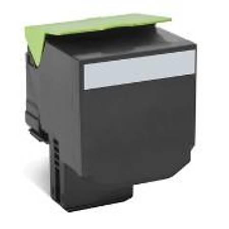 Lexmark 70C8XK0 Siyah Return Toner 8000 sayfa