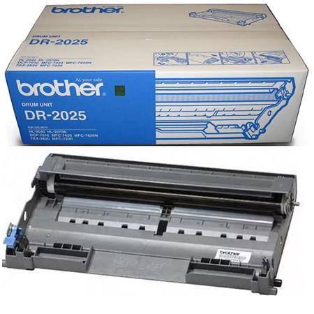 Brother Dr-2025 Orjinal Drum Unitesi