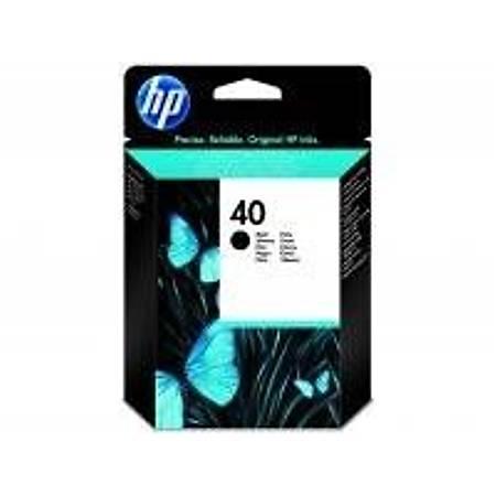 HP 51640A Black Mürekkep Kartuþ (40)