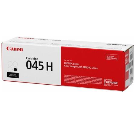 Canon CRG-045H Bk Orjinal Siyah Toner Yuksek Kapasite