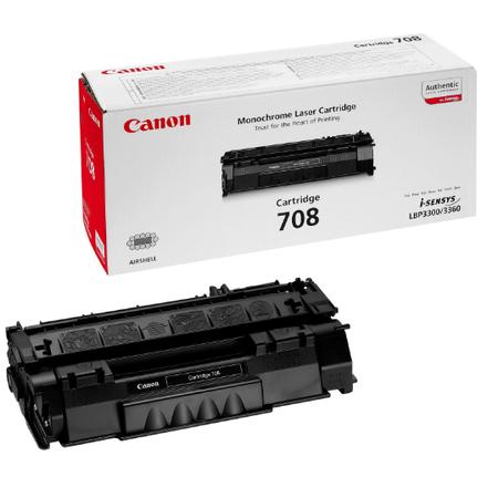 Canon 708 Toner - Canon I-SENSYS LBP3300 - I-SENSYS LBP3360 Orjinal Toner