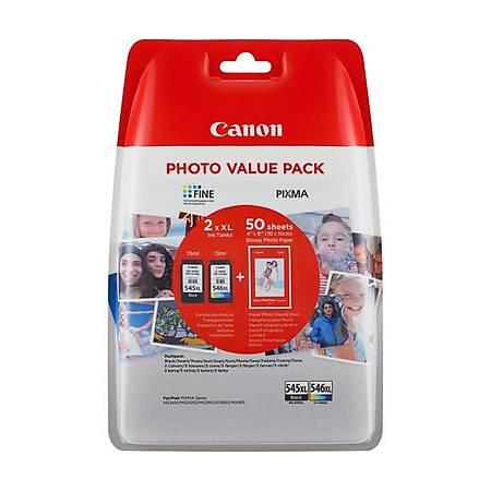 Canon CRG PG-545CL-546XL Kartuþ Mürekkep 8286B006