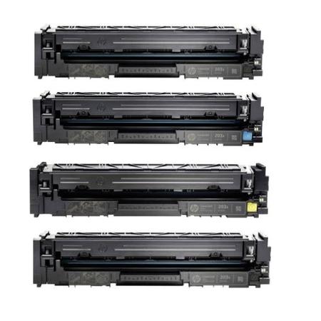 HP 203A CF542A MUADIL TONER - HP COLOR M254 / M280 / M281 SARI MUADIL TONER