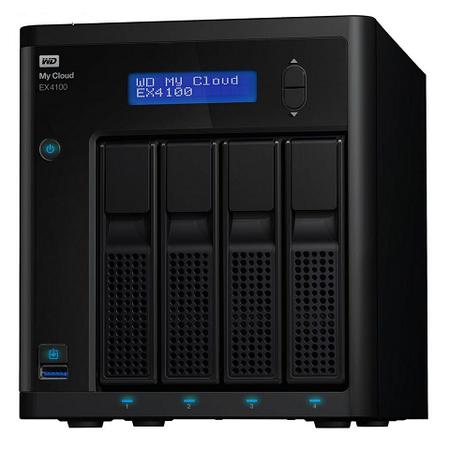 WD WDBWZE0240KBK-EESN MY CLOUD EX4100 24TB 3.5 inch