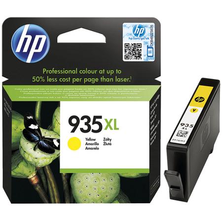 HP 935XL SARI - HP 935XL C2P26AE ORJINAL SARI KARTUÞ