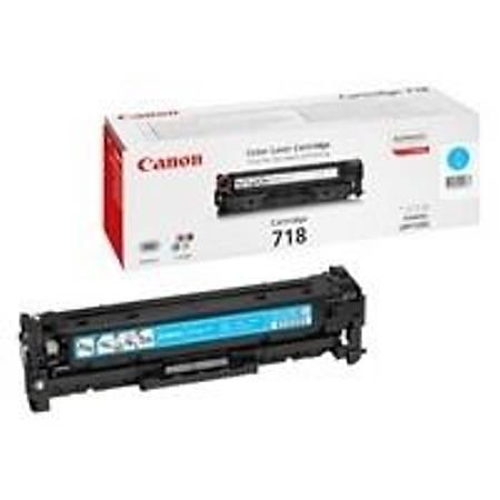 Canon 718C Toner Kartuþ