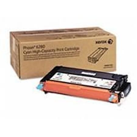 Xerox Phaser 6280 Yüksek Kapasiteli Cyan Toner (106R01400)