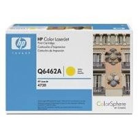 HP Q6462A Yellow Toner Kartuþ (644A)