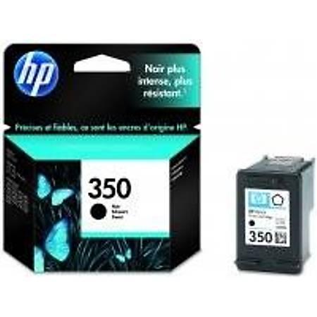 HP CB335E Black Mürekkep Kartuþ (350)