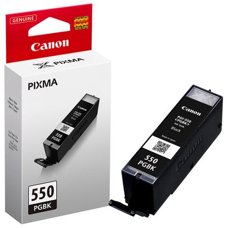 Canon 550PGBK Kartuþ - Canon PGI-550 PGBK Orjinal Mürekkep Kartuþ